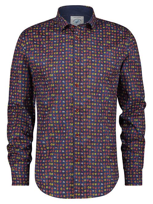 Shirt Artistieke Tulpen Rood