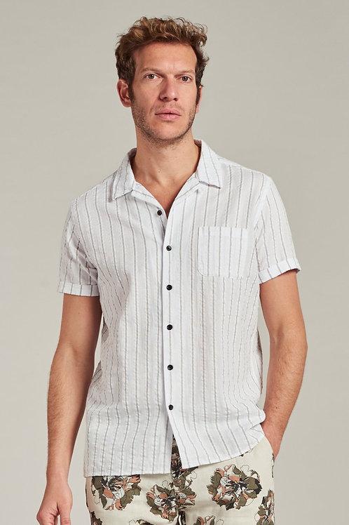 311230 Resort shirt white