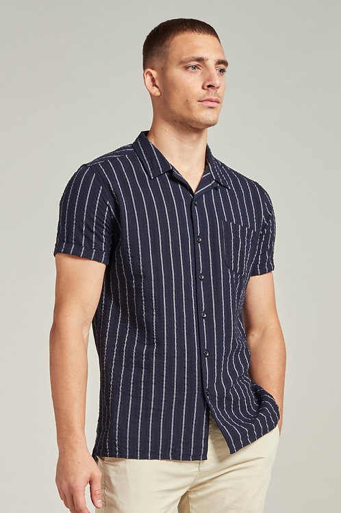 311230 Resort shirt navy