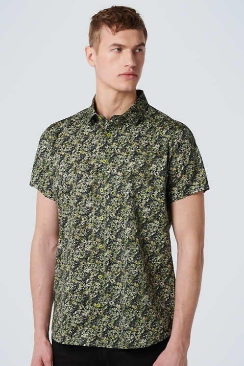 11420309 Allover printed shirt