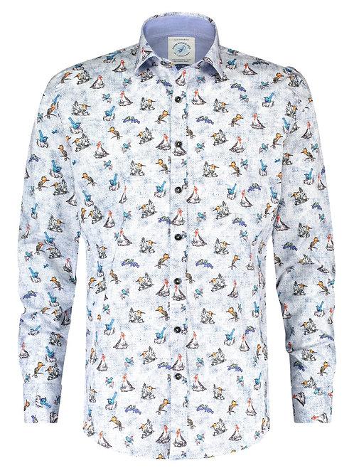 Shirt Dutch Birds