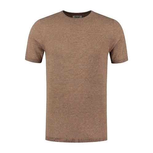Bace knitted tee