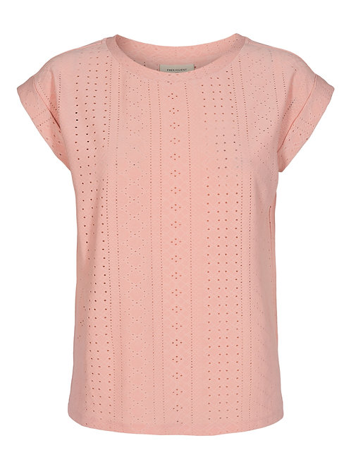 FQBLOND TEE PINK