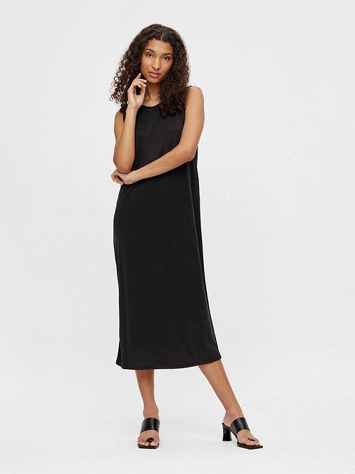 OBJANNIE SL DRESS BLACK