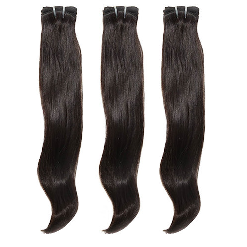 Straight Indian Hair Bundle Deals