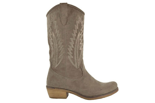 FABS Boots Taupe