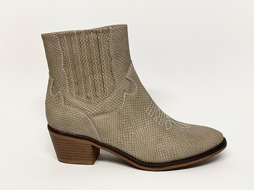 Fabs Western Boots Grey