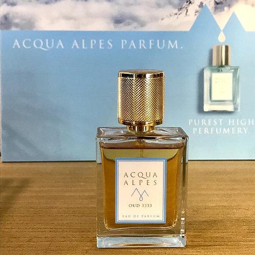 Acqua Alpes  OUD 3333 - Eau de Parfum