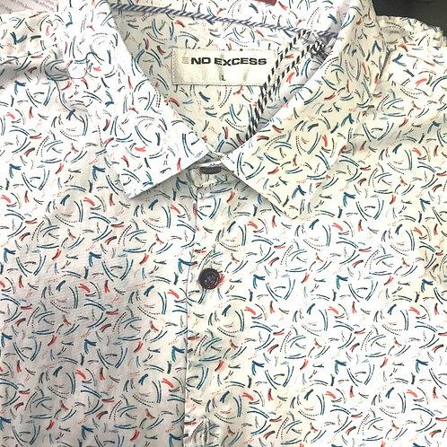 Excess shirt maat L en XXXL