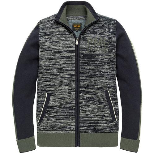 Cotton zip jacket