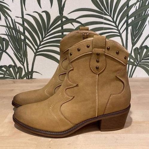 Western boot F72202