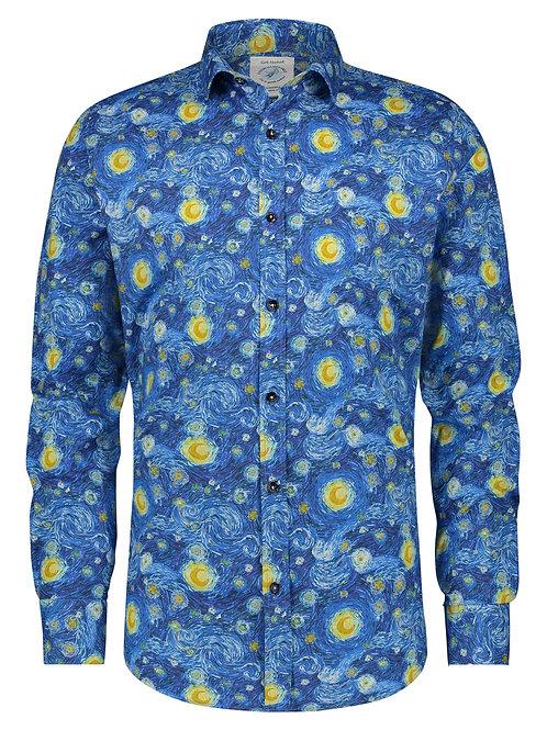 Shirt Van Gogh Sterrennacht