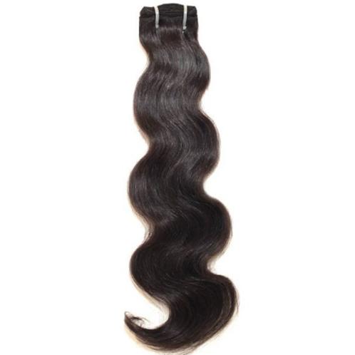 Wavy Indian Hair Single Bundles