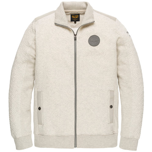 CARDIGAN  SWEAT Bone White
