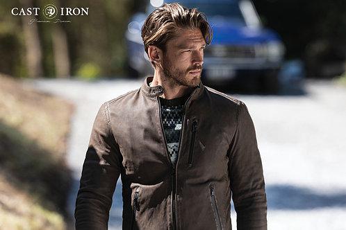 Cast Iron Leather