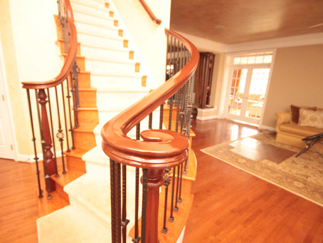 Replacing wood balusters and refinishing old railings