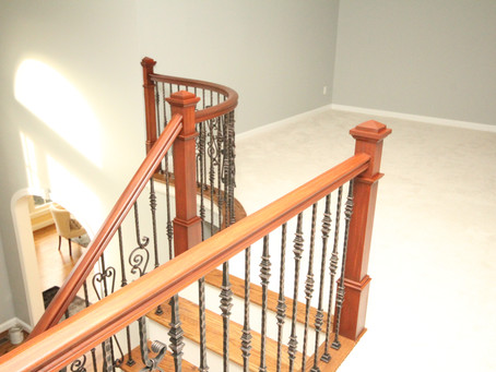 How we build a great stair railing