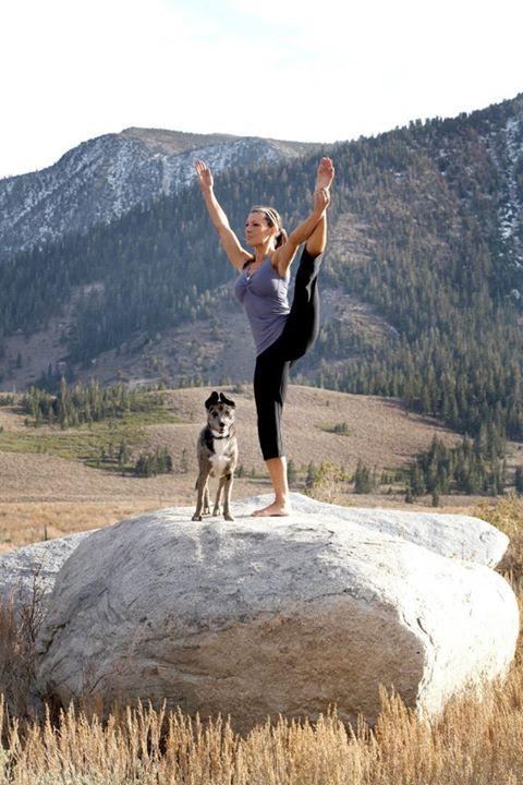 Facebook - yoga purple top-015
