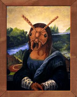 The Mona Lisant