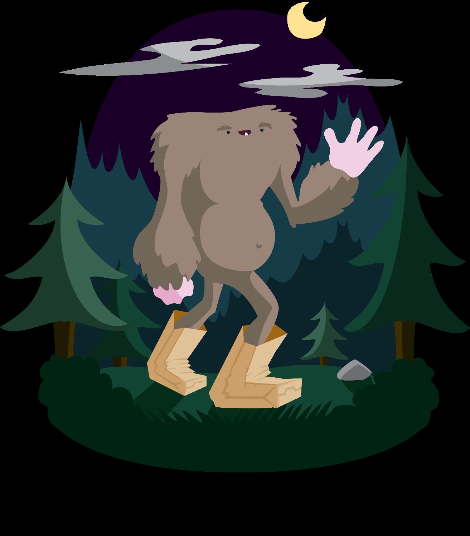 The Legendary Bagfoot