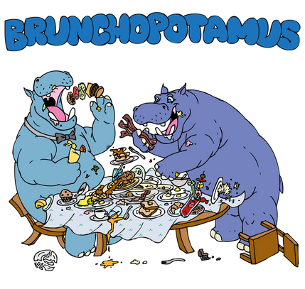 Brunchopotamus