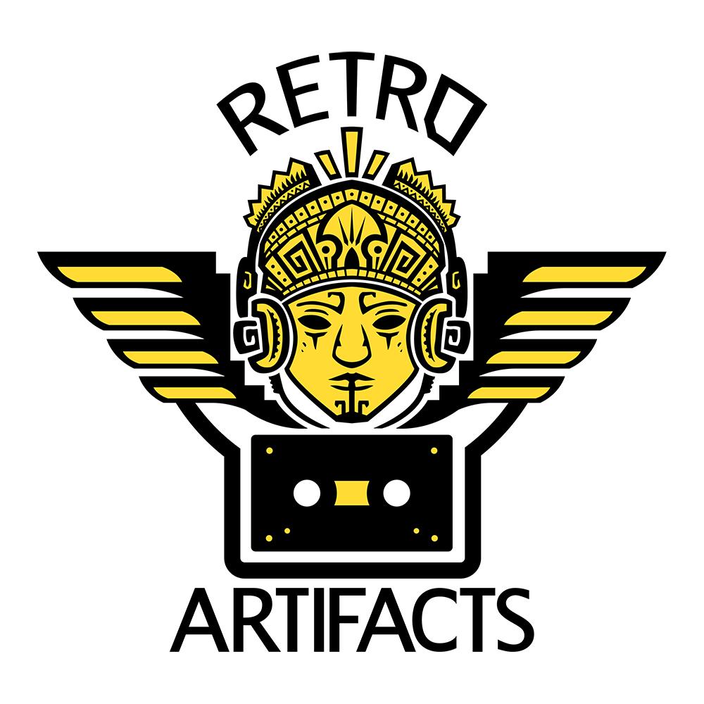 Retro Artifacts Logo