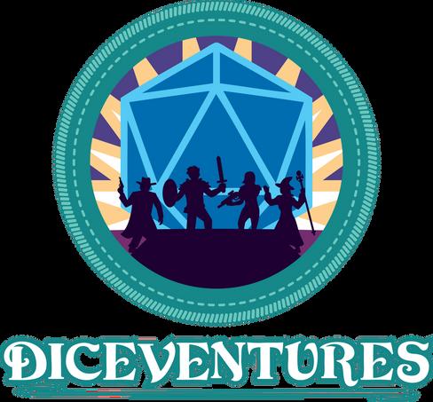 Diceventures Final Logo