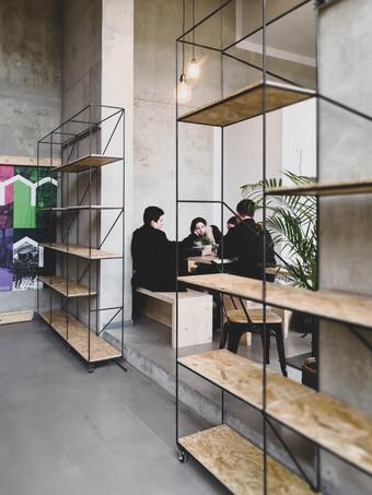 Bibliothèque Cosmopolis