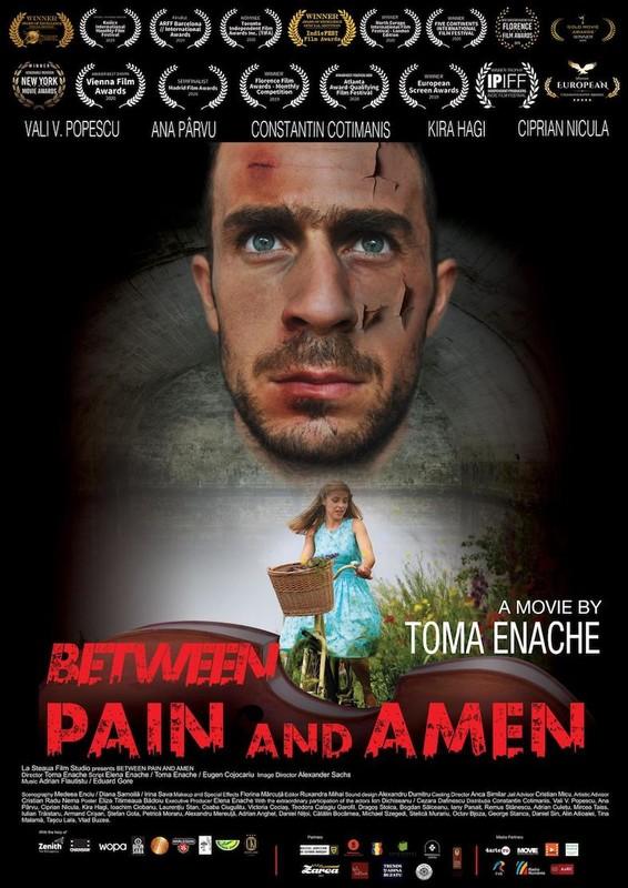 BETWEEN PAIN AND AMEN