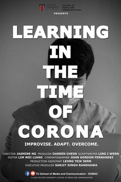 Learning In The Time of Corona