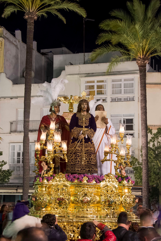 SENTENCIA Ntro Padre Jesús de la Sentencia - P Foto deJesus Patron