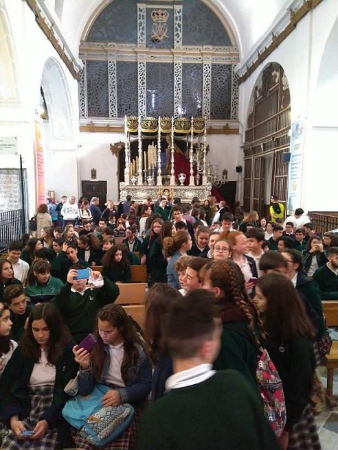 Paseos Cofrades Escolares 2017-2w