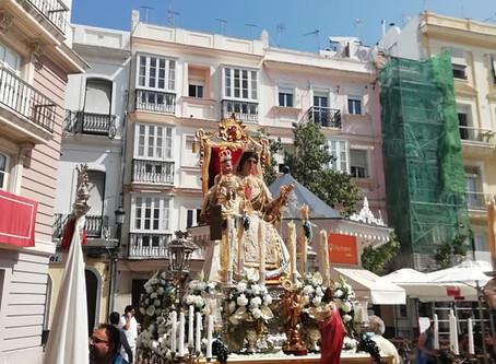 Comunicado de agradecimiento Corpus Christi 2019 Cádiz