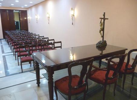 Presentación de la Escuela Diocesana de Arte Cristiano