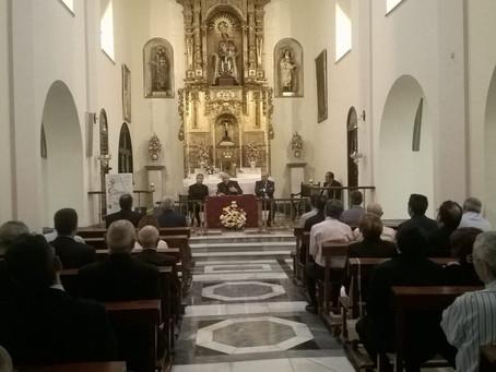 El Obispo Rafael Zornoza Clausura el Curso de Formación Cofrade del Consejo de HH y CC