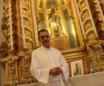 Nueva conferencia en la sede del Consejo a cargo de Fray Pascual Saturio.