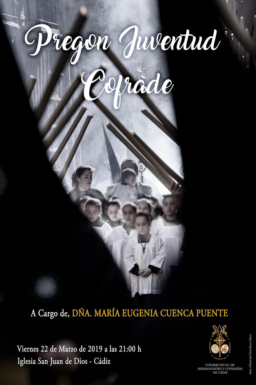 Autor cartel: José María Reyna Cabrera
