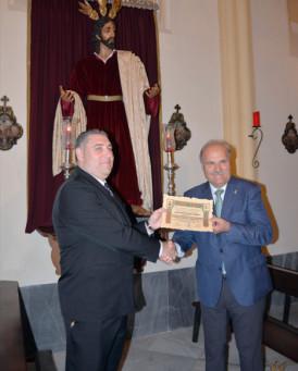 El Prendimiento recibe con máxima ilusión el nombramiento para el Vía Crucis Penitencial de 2018