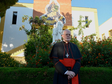Amigo Vallejo inaugurará el Curso de Formación del Consejo Local de Hermandades y Cofradías de Cádiz
