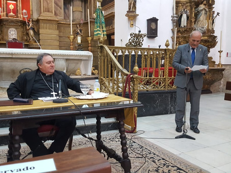 José Mazuelos destaca los valores de la vida desde la moral de la Iglesia Católica