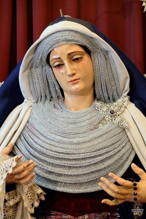 Maria Stma del Patrocinio - Prendimiento