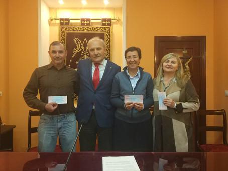 El Consejo de Hermandades hace entrega de 8.716 euros del Fondo de Solidaridad