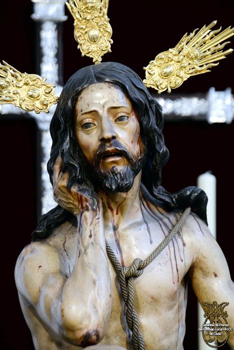 Stmo. Cristo de la Humildad y Paciencia 1p