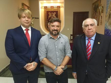 Andrés García, pregonero de la Semana Santa de Cádiz 2020: «Es una maravillosa responsabilidad»