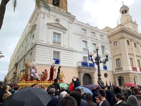 Se suspenden las Salidas Procesionales del Miércoles Santo en Cádiz.