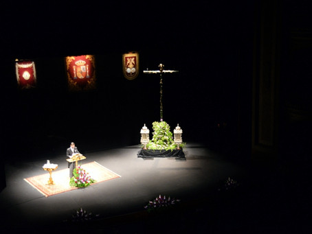 Disponible el Pregón de la Semana Santa de Cádiz 2018