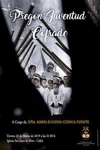 CARTEL DE LA JUVENTUD Jose Maria Reyna C