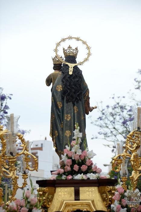 María_Auxiliadora_Coronada