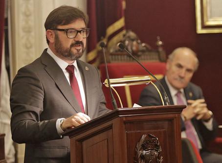 Suspendido el pregón de la Semana Santa de Cádiz 2020