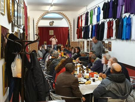 El Consejo organiza un nuevo Almuerzo Solidario para personas sin hogar de Cádiz